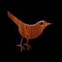 Holzvogel auf Holz-mieten.de